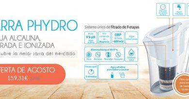 Alkaline Care Jarra Phydro