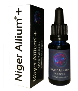 Extracto de Ajo Negro Niger Allium 30ml