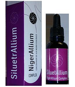 SiluetAllium 30ml