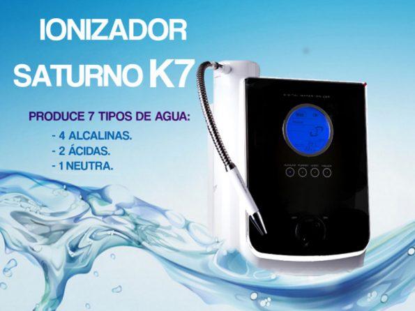 Agua sana Saturno K7