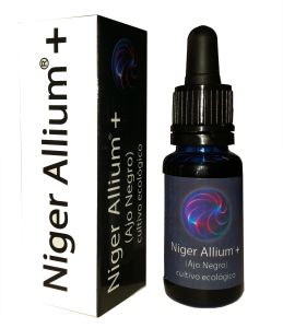 Extracto de ajo negro Niger Allium 15ml