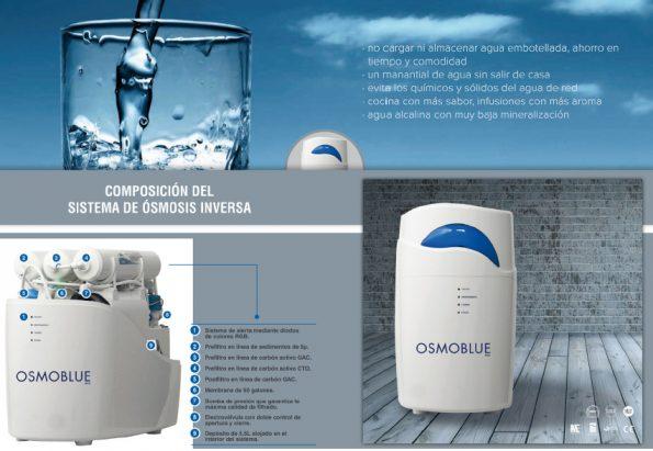 Agua sana Osmoblue